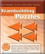 Teambuilding Puzzles by Jim Cain